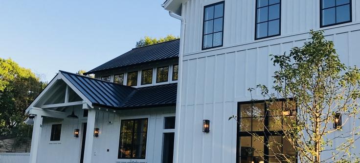 Modern Farmhouse Fettner Construction